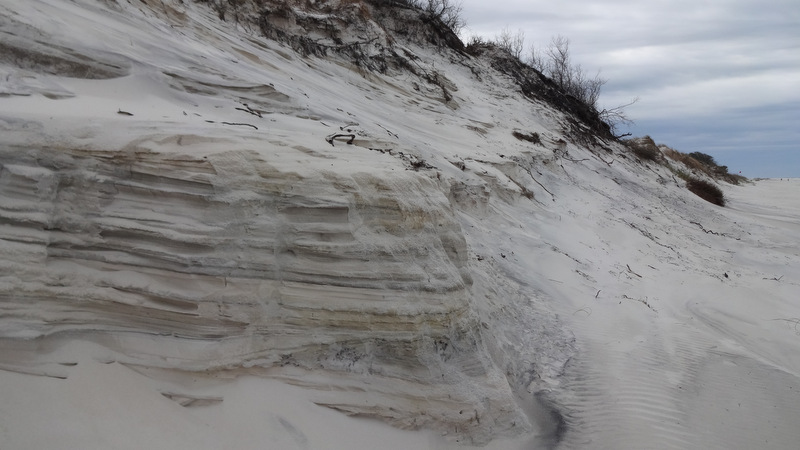 Dunes at St Joseph Peninsula State Park