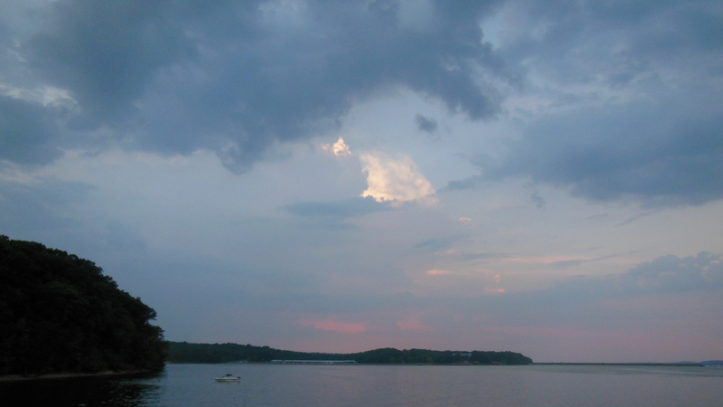 Kentucky Lake Sunset