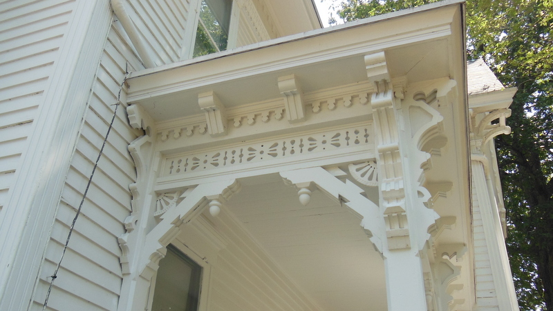 Porch Detail