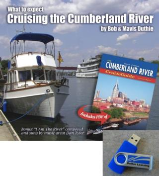 What to expect Cruising the Cumberland River Interactive/Video USB Flash Drive