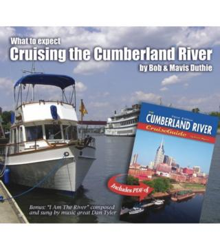 What to expect Cruising the Cumberland River CD-ROM