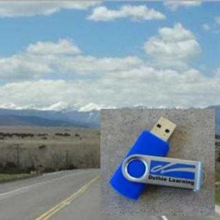 What to Expect Touring America's Great Southwest USB Flash Drive