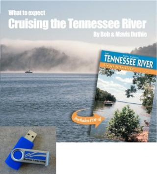 What to expect Cruising the Tennessee River Interactive/Video USB Flash Drive