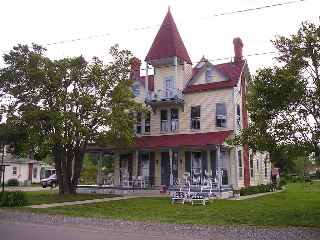 Alexander Bell house