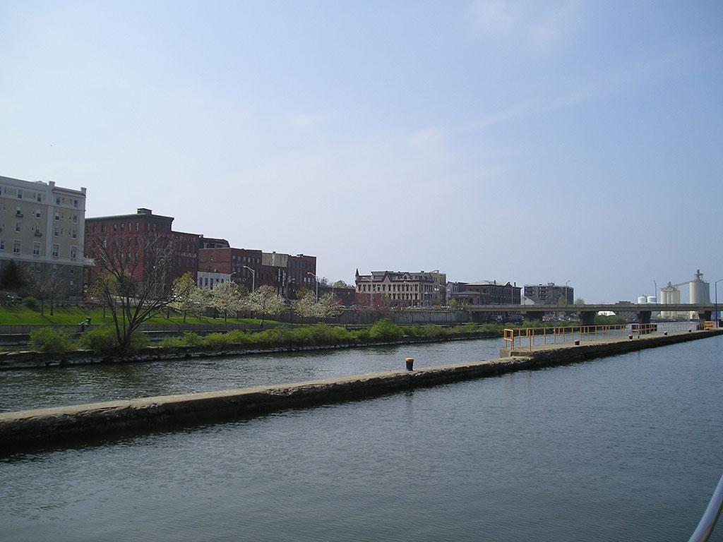 Oswego River