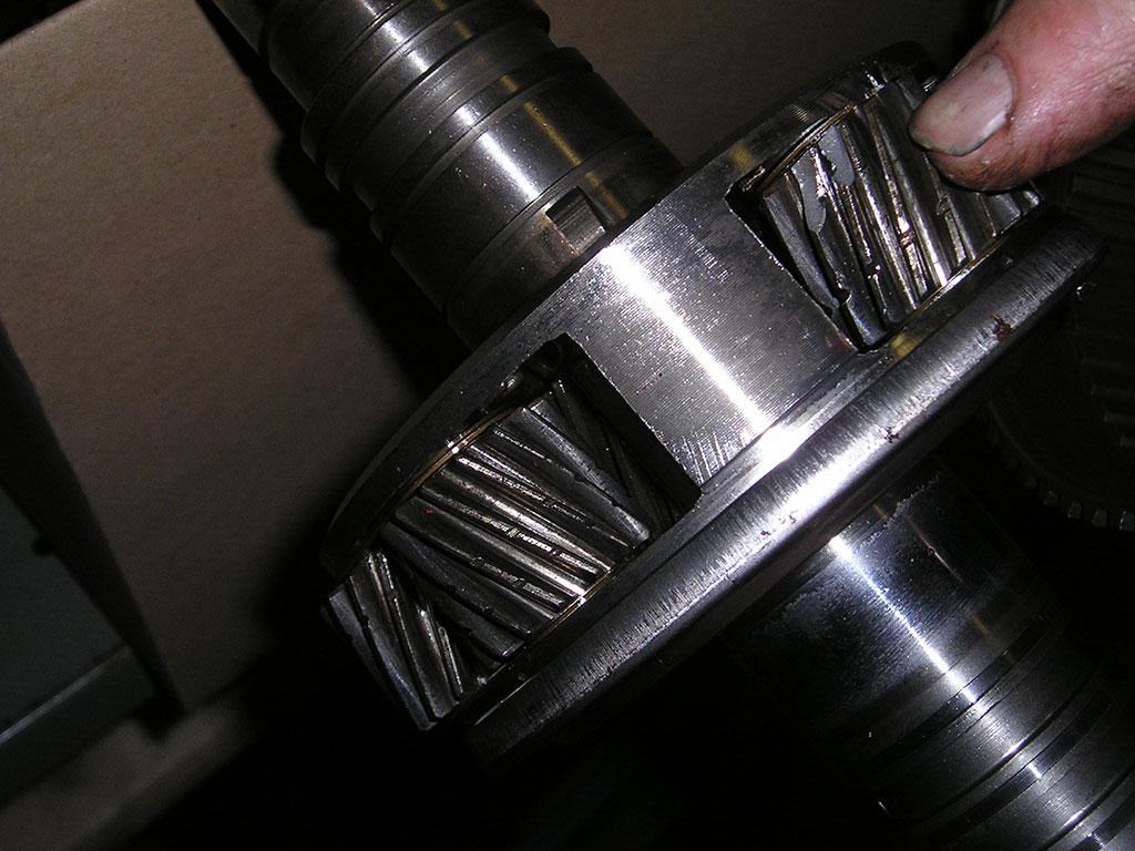 mangled gears