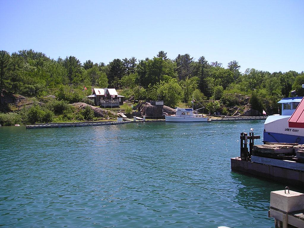 George Islander Marina