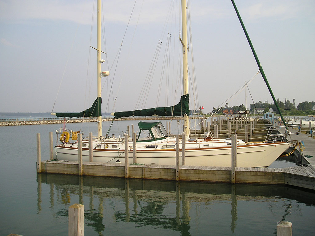 1980's 42ft Gulfstar ketch