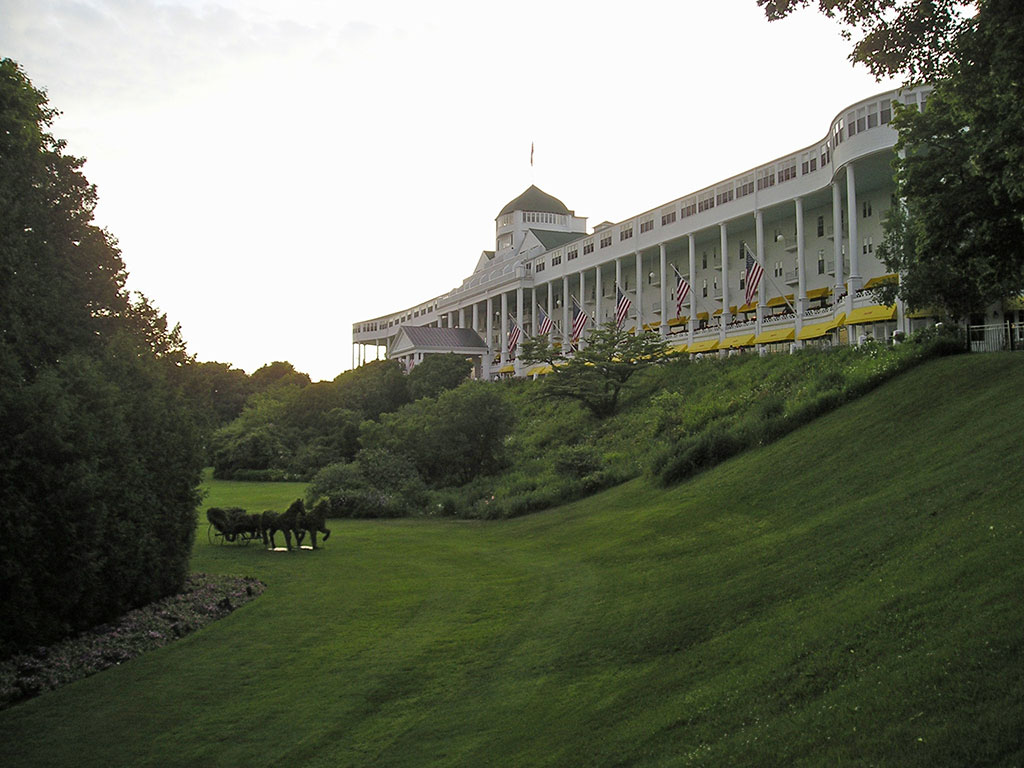 Grand Hotel at Mackinac Island