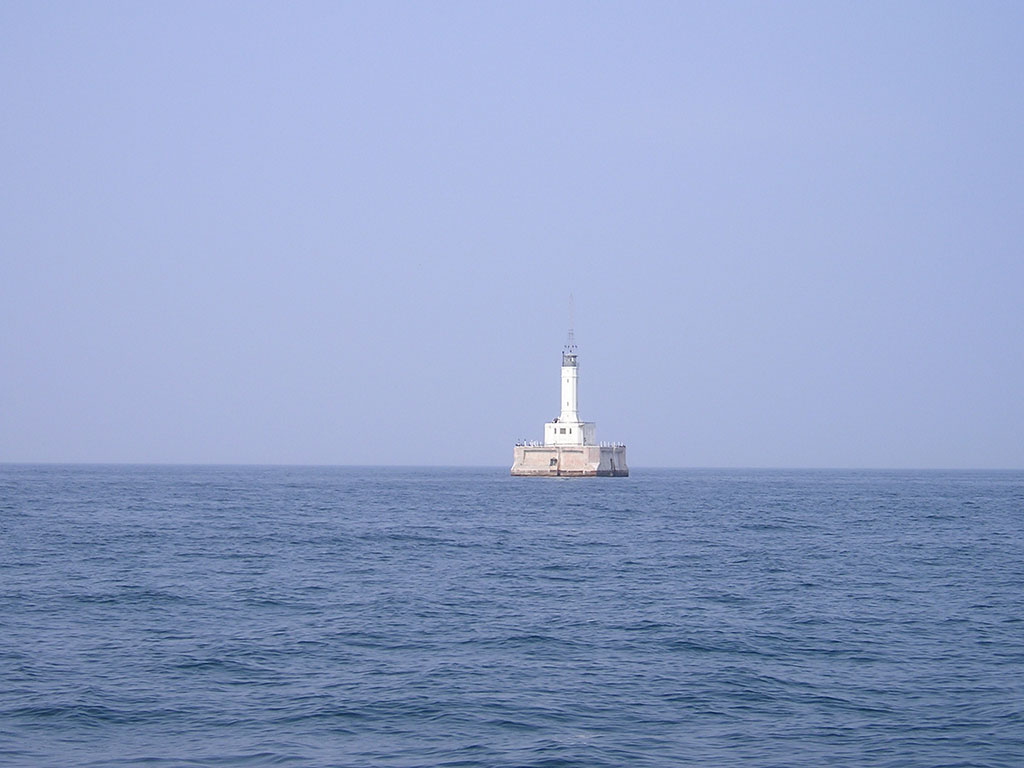 Gray's Reef Light