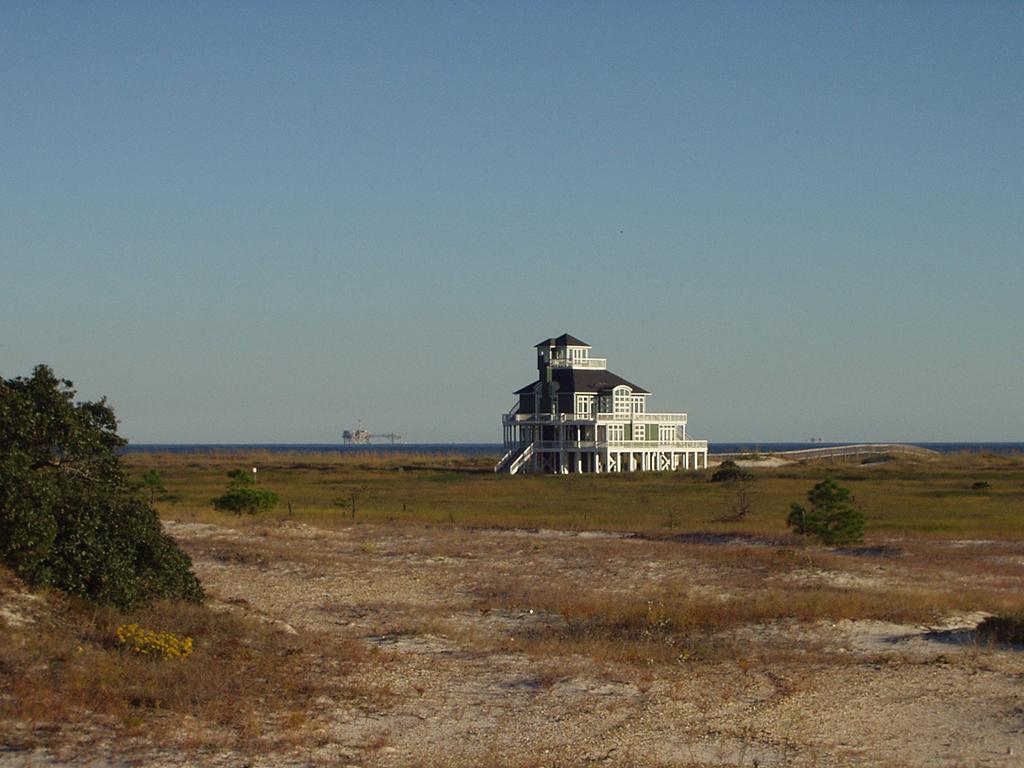 Beach home at Gulf Shores