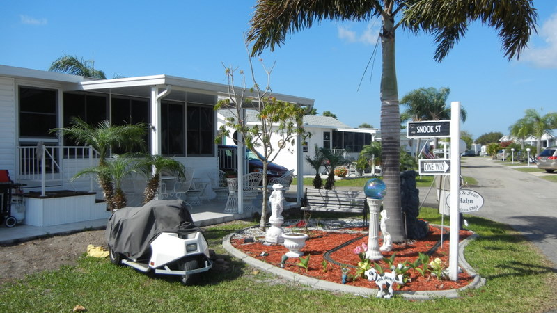 Park Home at Gulf View RV Park
