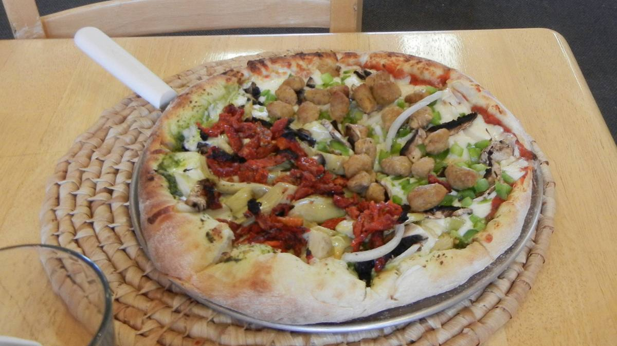 Grand View Cafe Pizza