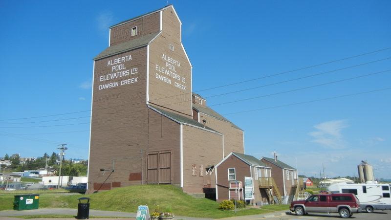 Art Gallery Building in Dawson Creek