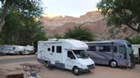 Zion Canyon Quality Inn Campground